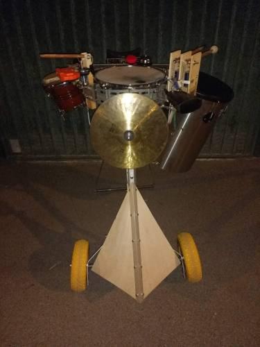 Megalo Chester - un'orchestra meccanica itinerante