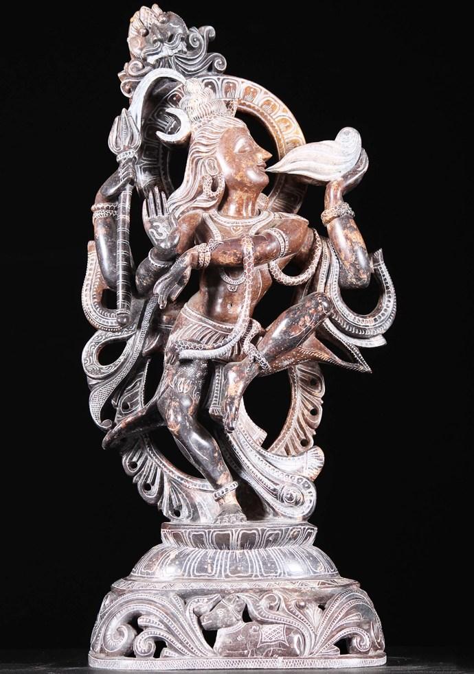 1-Black-Marble-Shiva-Drinking-Poison-Statue