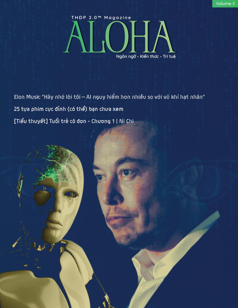 Aloha Volume 3 xuất bản