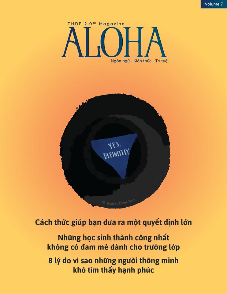 Tạp chí Aloha Volume 7 xuất bản