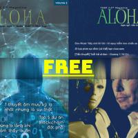 [Free] Tạp chí Aloha volume 2, 3