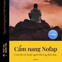 [THĐP Ebook] Cẩm Nang Nofap — Cách trở thành người đàn ông ĐÍCH THỰC (version 2)