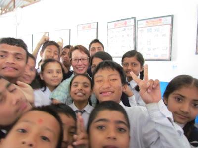 Pruwanchal Deaf School- Hope in the Sea of Silence