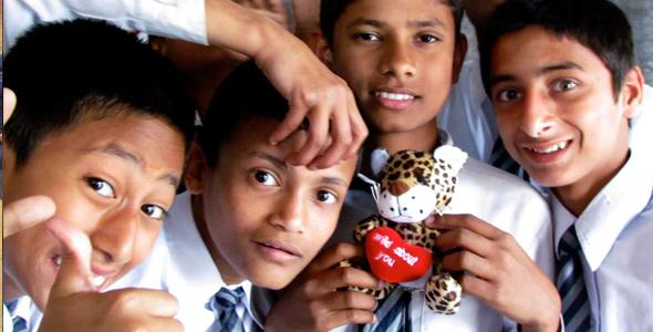 Purwanchal Deaf School, Dharan, Nepal