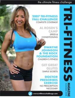 Issue Summer 2008 - Tri-Fitness Magazine