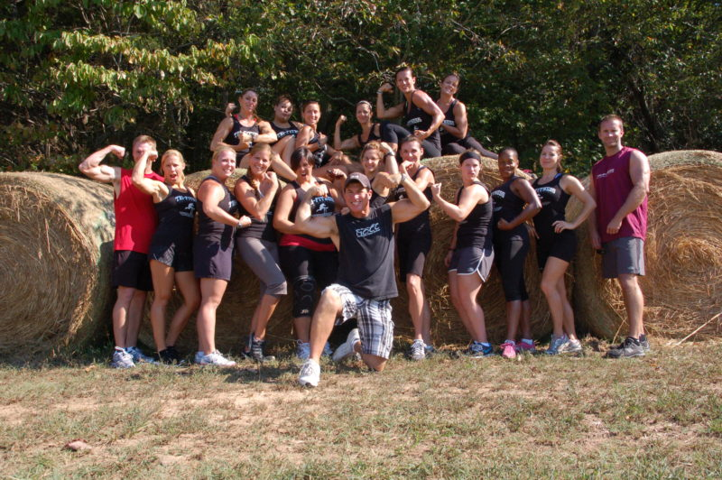 Register for a camp to win FREE entry fee to the Tri-Fitness World Challenge May 2011!