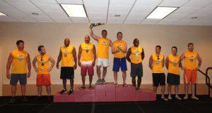 men's overall fitness skills