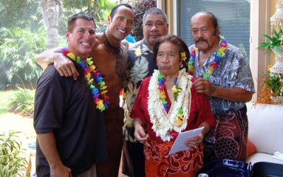 Tri-Fitness Honors World Wrestling Entertainment's (WWE) Hall of Famers