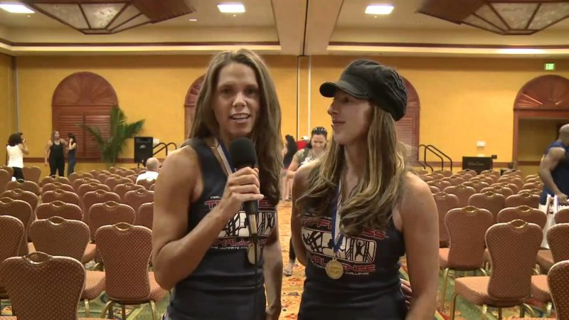 Interviews after the awards – 2010 Tri-Fitness National Challenge