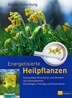 buch cover energetisierte heilpflanzen