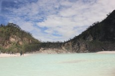 A snapshot of Drini Beaches clear waters and white sands by Lisa Javier