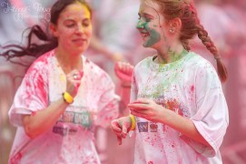 Colour Dash 2014 for Irish Cancer Society
