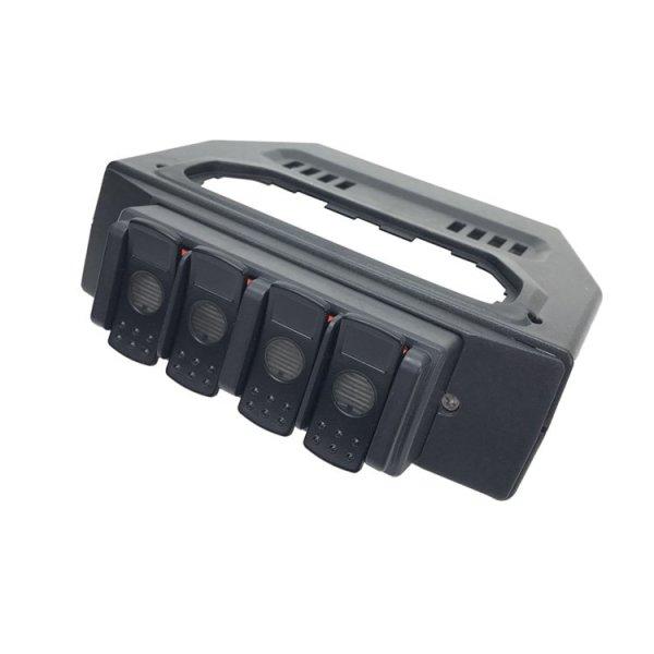 trigger controller jeep JL-JT 4 channel remote mount 03