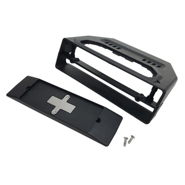 trigger controller jeep JL-JT 4 channel remote mount pieces