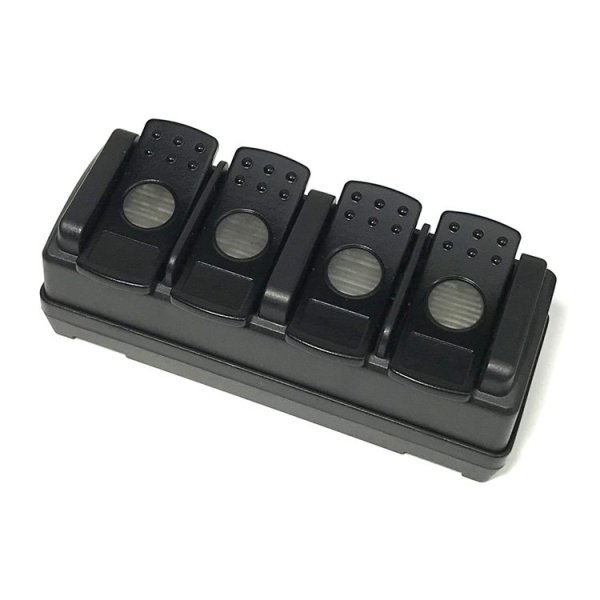 TRIGGER 4 PLUS Replacement Remote 01