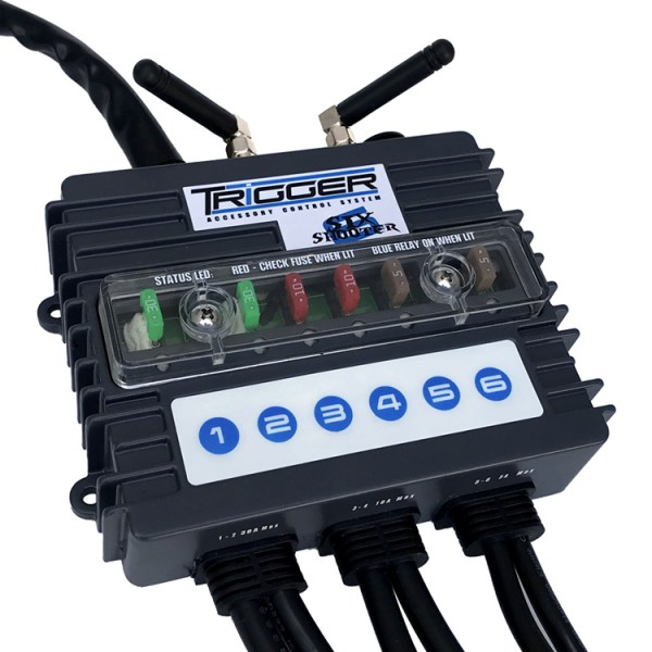 Trigger 6 Shooter Wireless Accessory Control System Hero 02