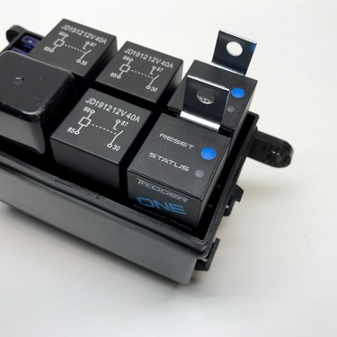 trigger controller ONE bluetooth relay installed