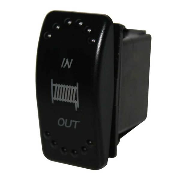 Rocker Switch Momentary Winch 20261 Trigger Controller