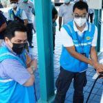 Coba Mobil Listrik, Ini Hasil Hitungan Menteri BUMN Erick Thohir