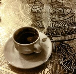 Ottoman coffee house, Istanbul