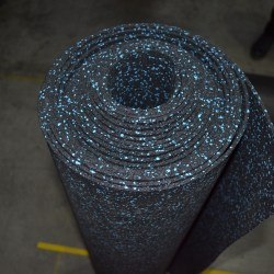 Pavimentos de caucho reciclado para crossfit