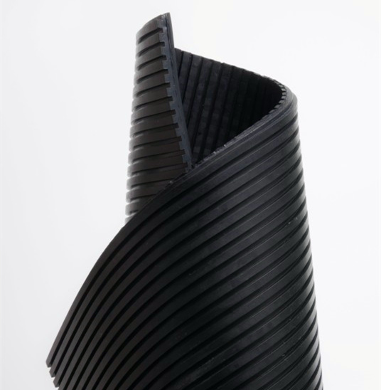 alfombra de goma antivibratoria