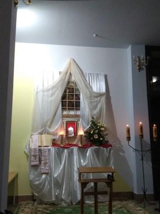 Темниця Ісуса в парафії Пресвятої Трійці