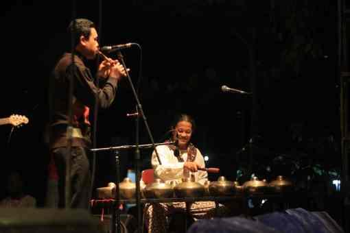 Purwanto & Kua Etnika (foto by imang)
