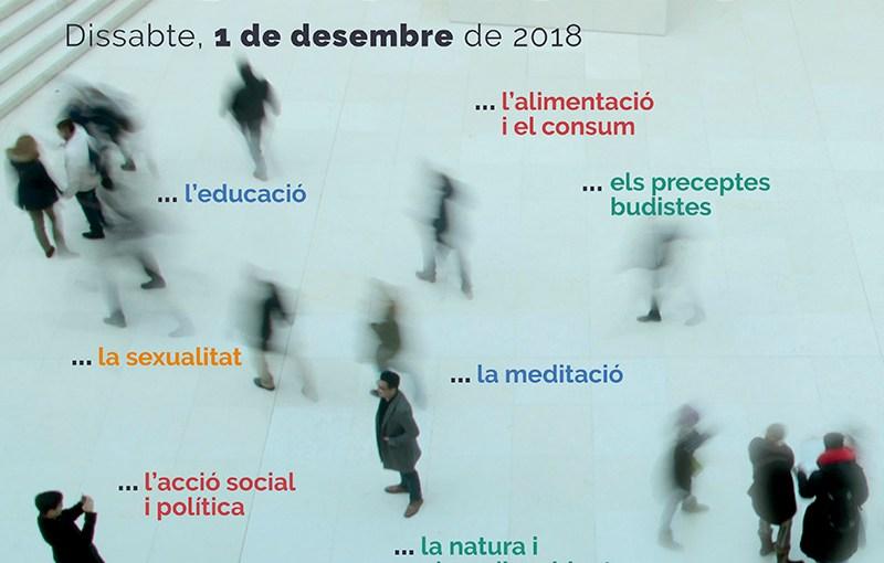 VIII jornada sobre el budisme a Catalunya