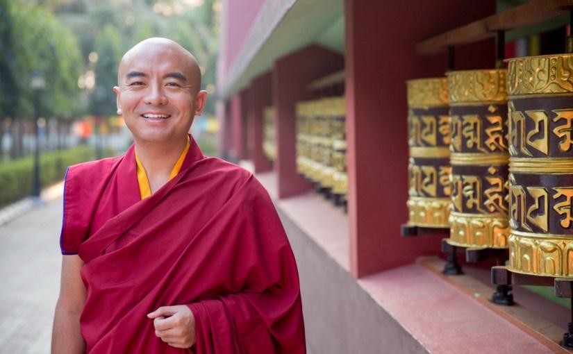 Ven Mingyur Rinpoche habla en Google
