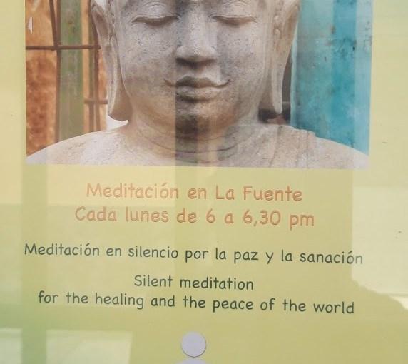 Meditación, Orgiva