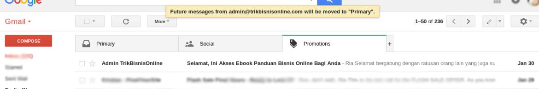 pesan dari gmail