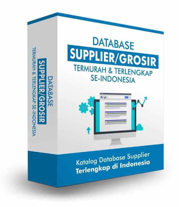 database supplier terlengkap seindonesia