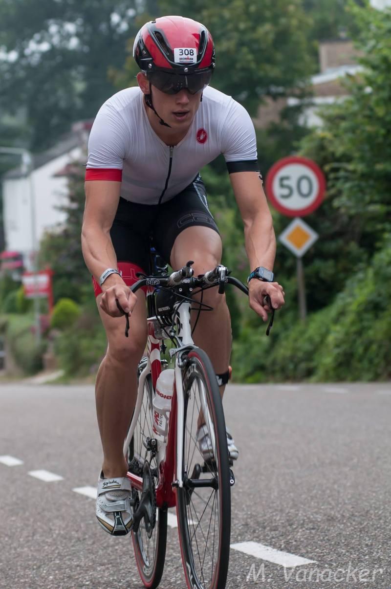Roy Lagerburg fiets Mario