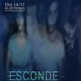 [Trilhas do Medo] Episódio 4: Esconde-Esconde