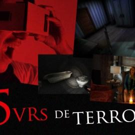 5 Apps de Terror e Realidade Virtual