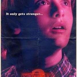 Isso só fica estranho | Novos cartazes de Stranger Things 2