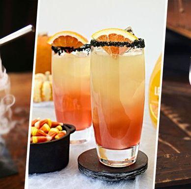 Drinks assustadoramente deliciosos para o seu Halloween