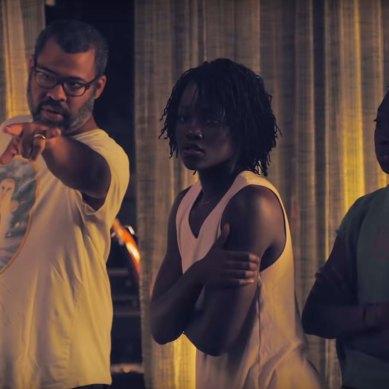 Assista aos bastidores de 'Nós' um dos filmes de terror mais aguardado de 2019