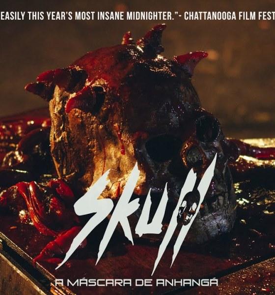 """""""Skull: A Máscara de Anhangá"""" chega às telas brasileiras com exibição na TV e plataformas digitais."""