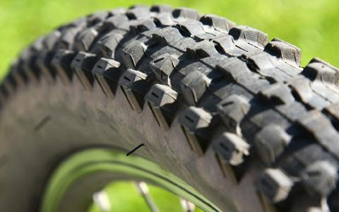A pressão certa do pneu da bike