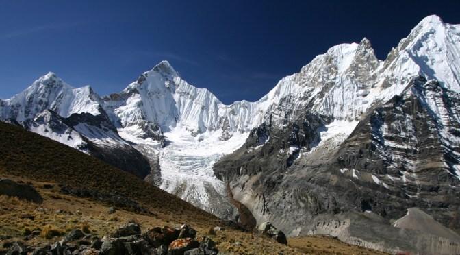 Expedição Peru 2015 – Artesonraju