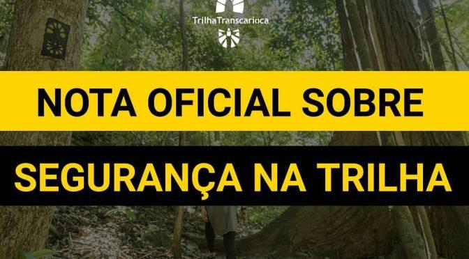 Organização da Transcarioca alerta para assaltos no Trecho entre as Paineiras/Corcovado e o Parque Laje