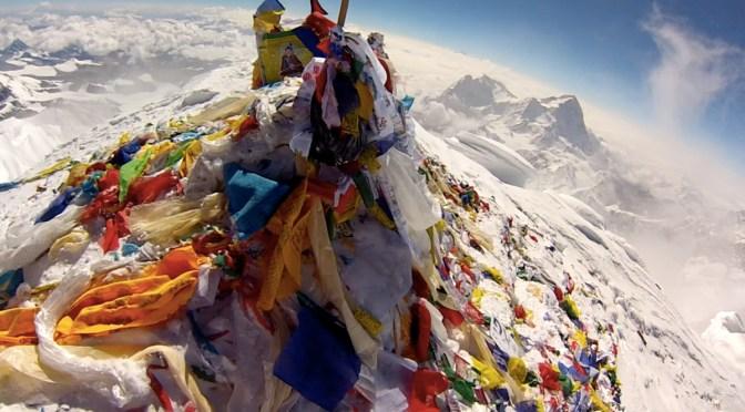 Topo do Everest