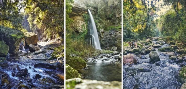 Cascata do Forromeco + Cascata do Paraíso