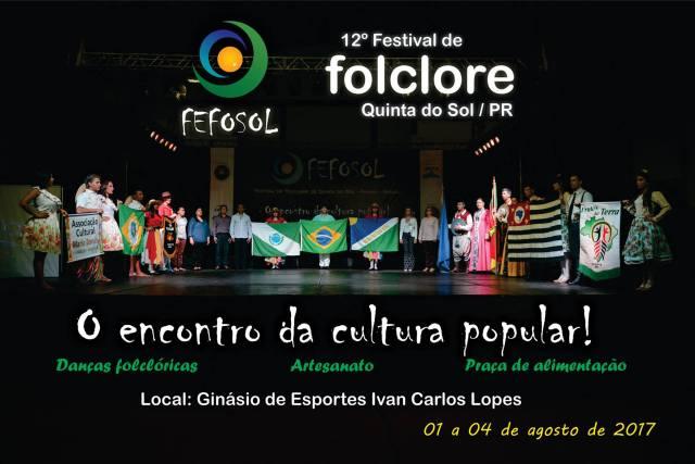 Fefosol - Festival de Folclore de Quinta do Sol