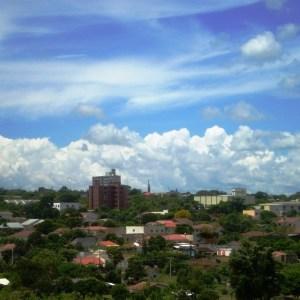 Vista parcial de Mambore