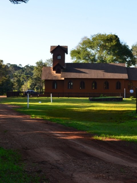 Igreja Adventista Rural de Mamborê