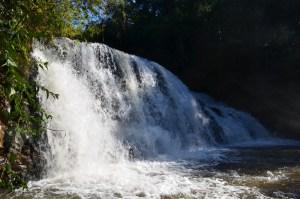 Cachoeira do Zuza - Nova Cantu