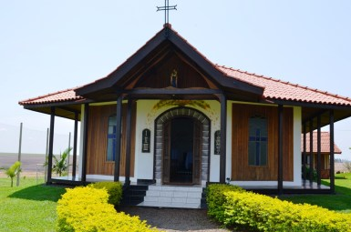 Capela São José em Araruna